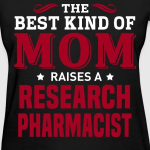 Research Pharmacist MOM - Women's T-Shirt