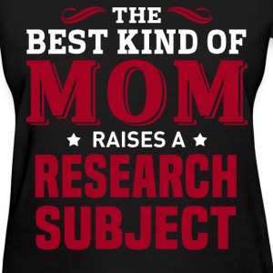 Research Subject MOM - Women's T-Shirt