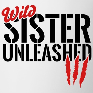 wild sister unleashed Mugs & Drinkware - Coffee/Tea Mug