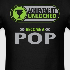 Pop Achievement Unlocked T-Shirt T-Shirts - Men's T-Shirt