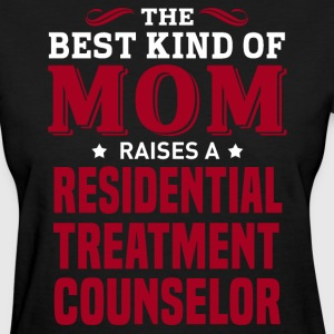 Residential Treatment Counselor MOM - Women's T-Shirt