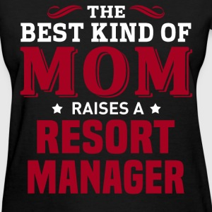 Resort Manager MOM - Women's T-Shirt