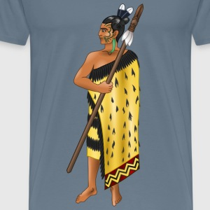 Maori warrior - Men's Premium T-Shirt