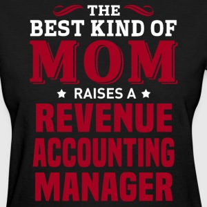Revenue Accounting Manager MOM - Women's T-Shirt