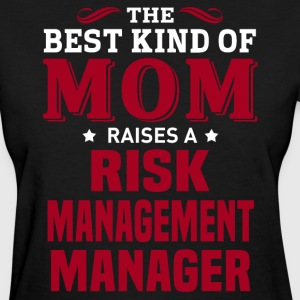 Risk Management Manager MOM - Women's T-Shirt