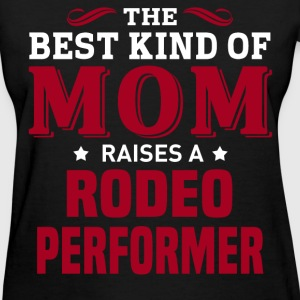 Rodeo Performer MOM - Women's T-Shirt