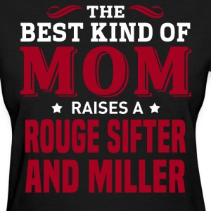 Rouge Sifter And Miller MOM - Women's T-Shirt