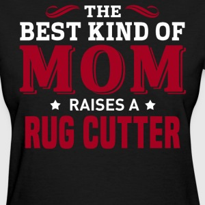 Rug Cutter MOM - Women's T-Shirt