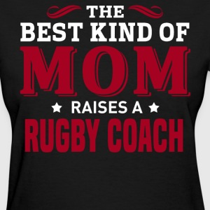 Rugby Coach MOM - Women's T-Shirt