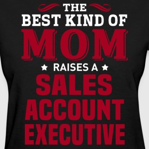 Sales Account Executive MOM - Women's T-Shirt