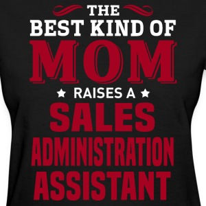 Sales Administration Assistant MOM - Women's T-Shirt