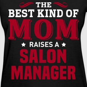 Salon Manager MOM - Women's T-Shirt