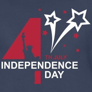 July 4th - Happy Independence Day T-shirts - T-shirt premium pour femmes