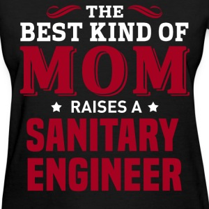 Sanitary Engineer MOM - Women's T-Shirt