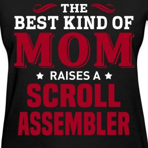 Scroll Assembler MOM - Women's T-Shirt