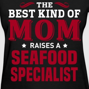 Seafood Specialist MOM - Women's T-Shirt