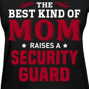 Security Guard MOM - Women's T-Shirt
