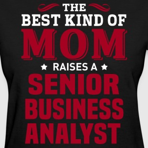 Senior Business Analyst MOM - Women's T-Shirt