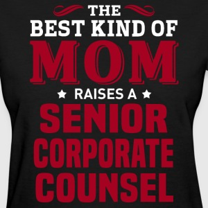 Senior Corporate Counsel MOM - Women's T-Shirt