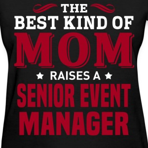Senior Event Manager MOM - Women's T-Shirt