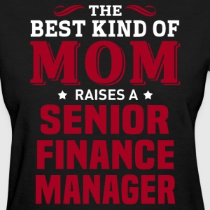 Senior Finance Manager MOM - Women's T-Shirt
