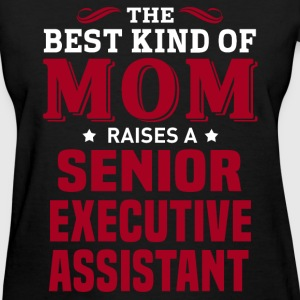 Senior Executive Assistant MOM - Women's T-Shirt