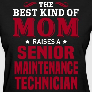 Senior Maintenance Technician MOM - Women's T-Shirt