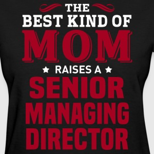 Senior Managing Director MOM - Women's T-Shirt