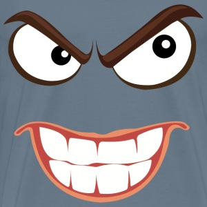 Sinister Smiley Face - Men's Premium T-Shirt