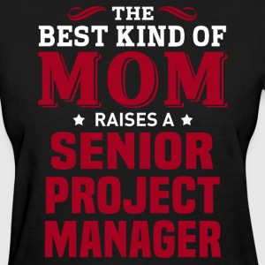 Senior Project Manager MOM - Women's T-Shirt