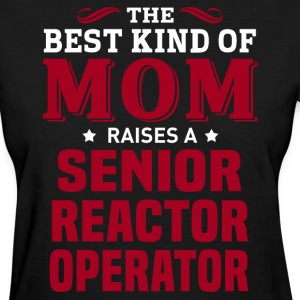 Senior Reactor Operator MOM - Women's T-Shirt