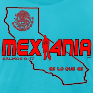 MEXI4NIA T-Shirts - Men's T-Shirt by American Apparel