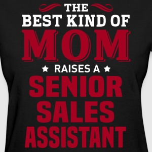 Senior Sales Assistant MOM - Women's T-Shirt
