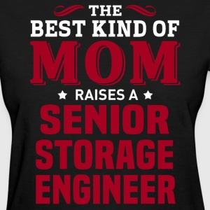 Senior Storage Engineer MOM - Women's T-Shirt
