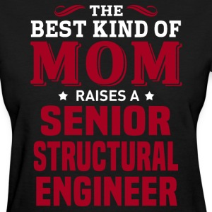 Senior Structural Engineer MOM - Women's T-Shirt