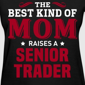Senior Trader MOM - Women's T-Shirt