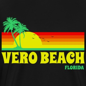 Vero Beach Florida T-Shirts - Men's Premium T-Shirt