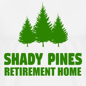 Shady Pines Retirement Home - Golden Girls T-Shirts - Men's Premium T-Shirt