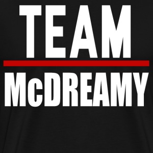 Team McDreamy - Grey's Anatomy T-Shirts - Men's Premium T-Shirt