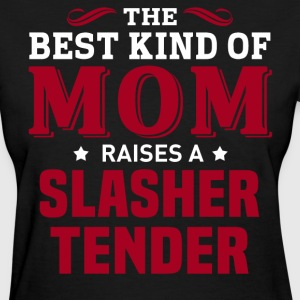 Slasher Tender MOM - Women's T-Shirt