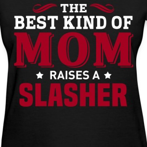 Slasher MOM - Women's T-Shirt