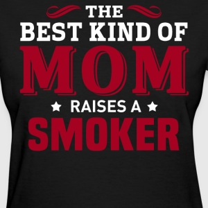 Smoker MOM - Women's T-Shirt