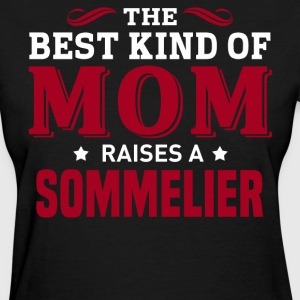 Sommelier MOM - Women's T-Shirt