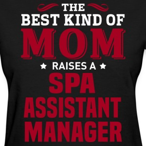 Spa Assistant Manager MOM - Women's T-Shirt
