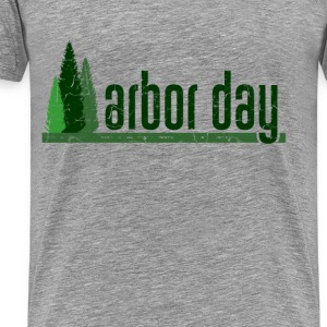 arbor day 12121.png T-Shirts - Men's Premium T-Shirt