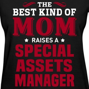 Special Assets Manager MOM - Women's T-Shirt