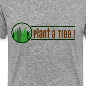 plants121212.png T-Shirts - Men's Premium T-Shirt