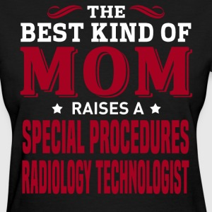 Special Procedures Radiology Technologist MOM - Women's T-Shirt