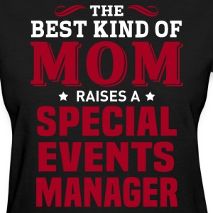 Special Events Manager MOM - Women's T-Shirt