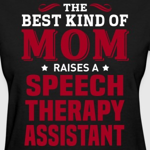 Speech Therapy Assistant MOM - Women's T-Shirt
